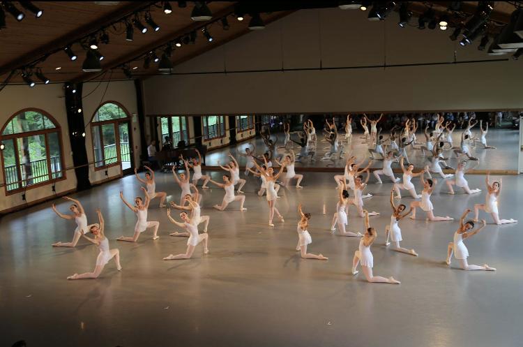 Kaatsbaan Extreme Ballet® Showcases
