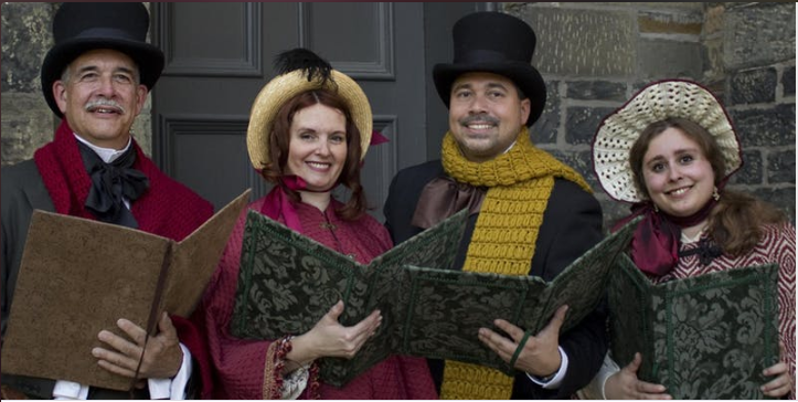 """A Christmas Carol"" by Theatre on the Road at The Beekman Arms"