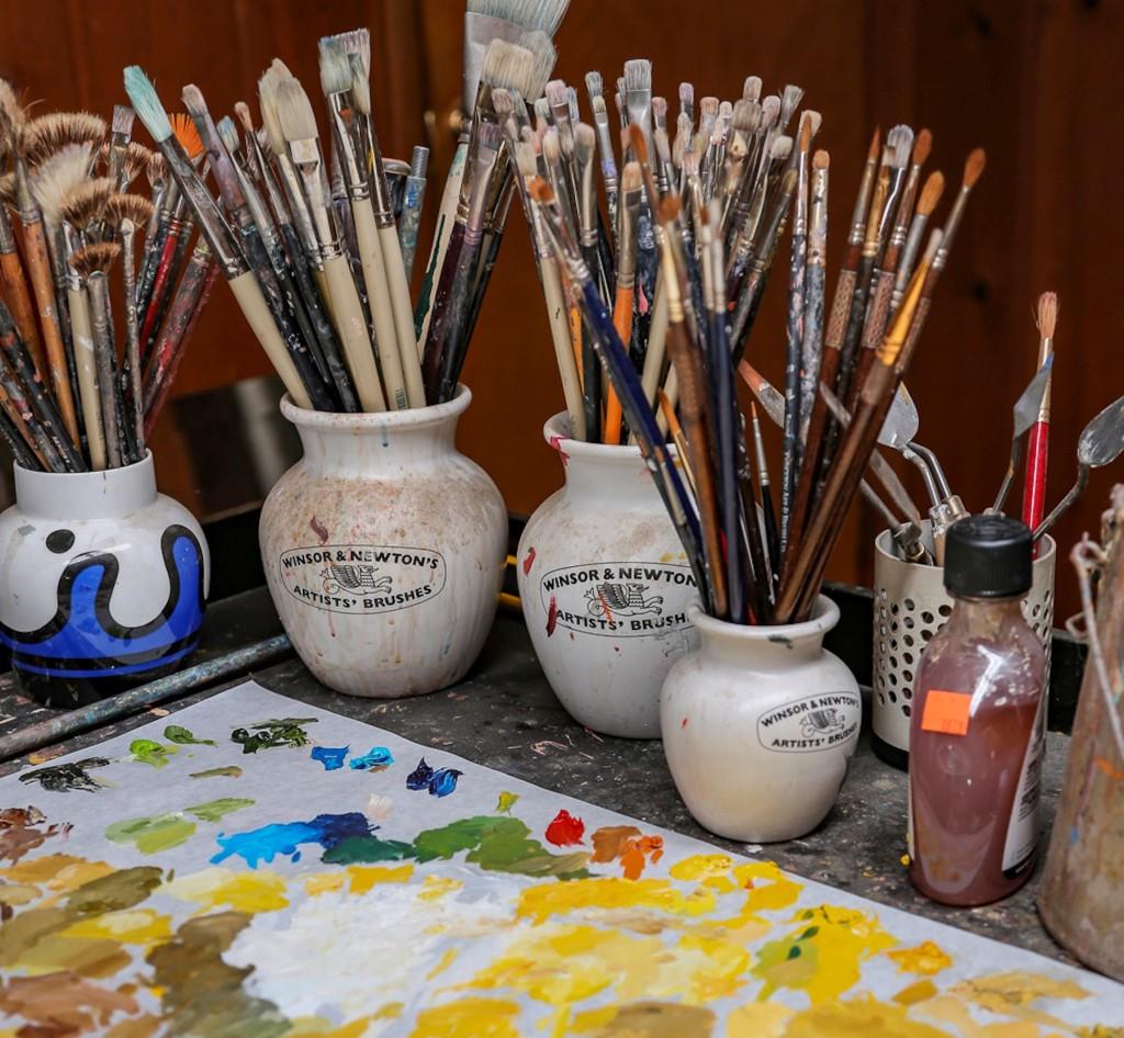 Art Studio Views Weekend with 33 Studios