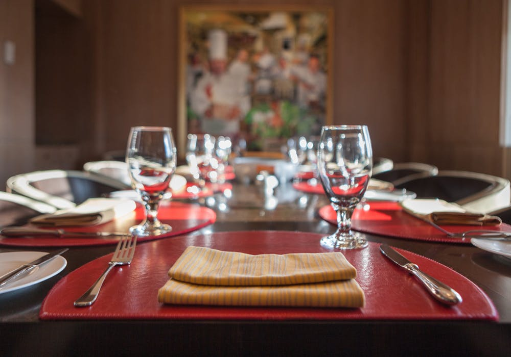 """Cancelled: """"A Moveable Feast"""" Dining Event  at The Culinary Institute of America"""