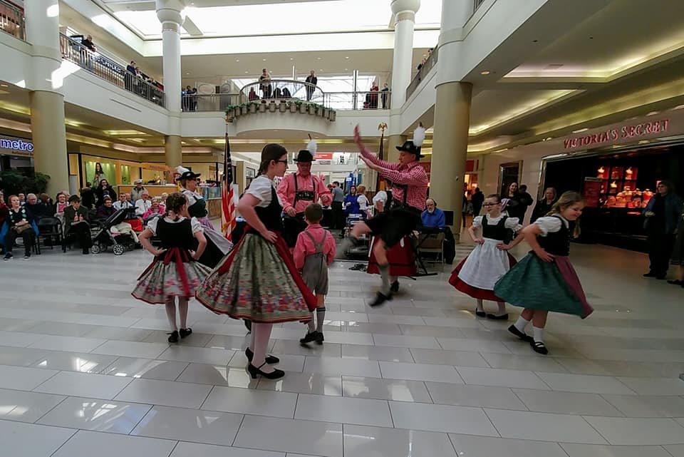 18th Annual German Heritage Day and Bake Sale at Poughkeepsie Galleria