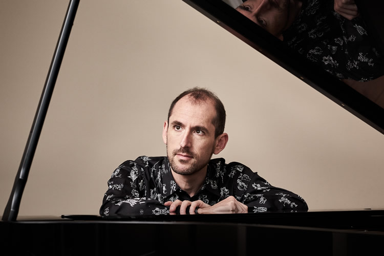 Howland Chamber Music Circle Piano Festival with Danny Driver