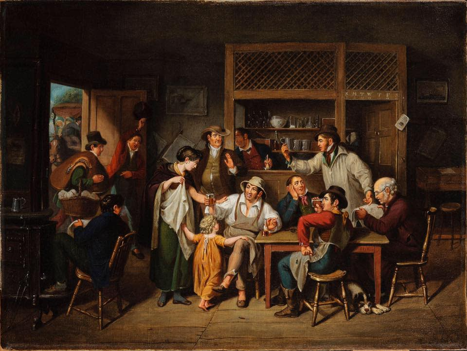 "Historic Red Hook Hosts ""See You in Court! Red Hook, 1813"" at Elmendorph Inn"