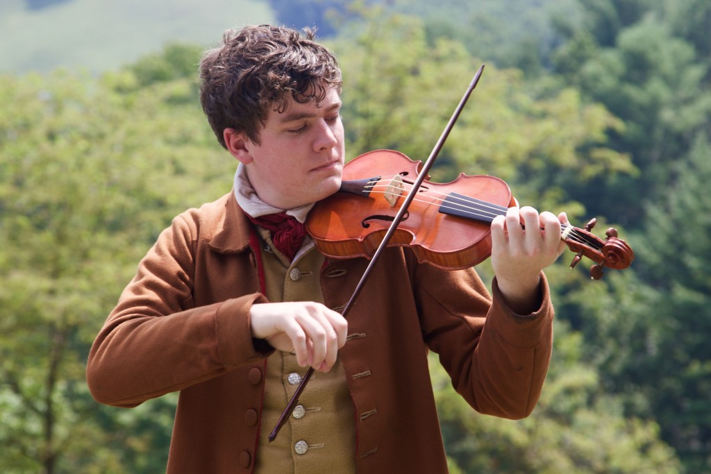 Historic Red Hook Presents Exploring the Wilds: The Violin in Early America