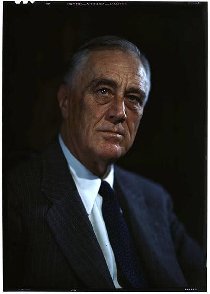 Dinner and Conversation with Franklin D. Roosevelt at Mount Gulian Historic Site