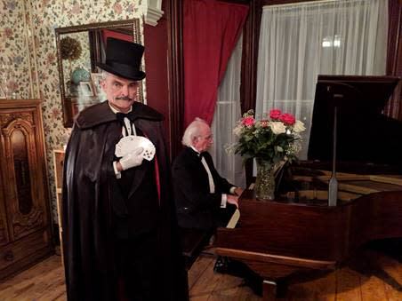 Murder Mystery Weekend at Beekman Arms Delamater Inn