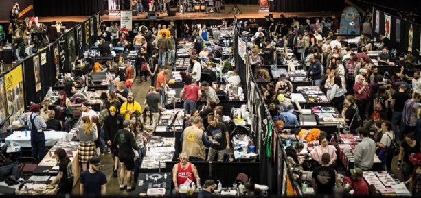 2nd Annual Hudson Valley Tattoo Fest at MJN Convention Center
