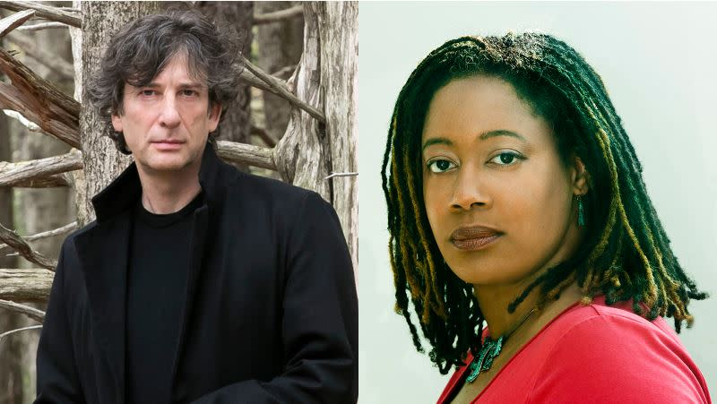 Neil Gaiman in Conversation with N. K. Jemisin Hosted by Fisher Center and Oblong Books & Music