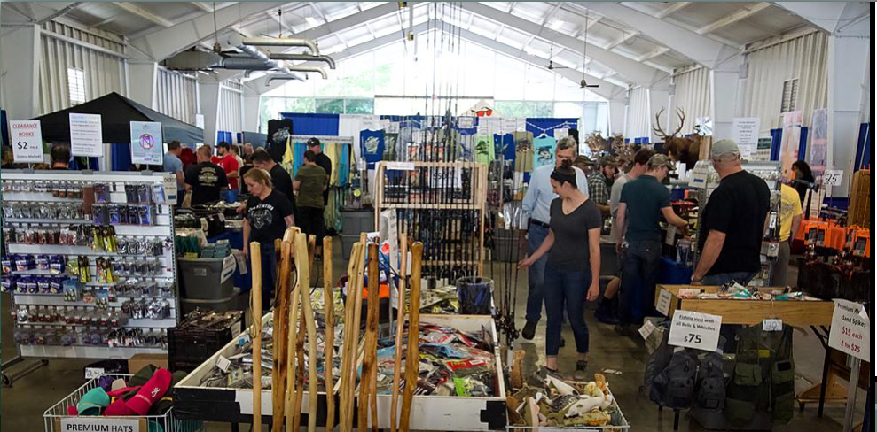 Cancelled: Northeast Outdoor Show at the Dutchess County Fairgrounds