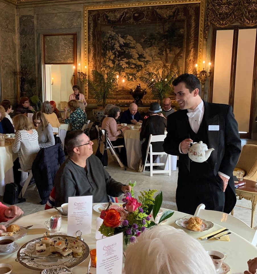 "Tea & Talk ""Gilded Age Tea & Talk: Fighting for our Feathered Friends"" at Staatsburgh State Historic Site"