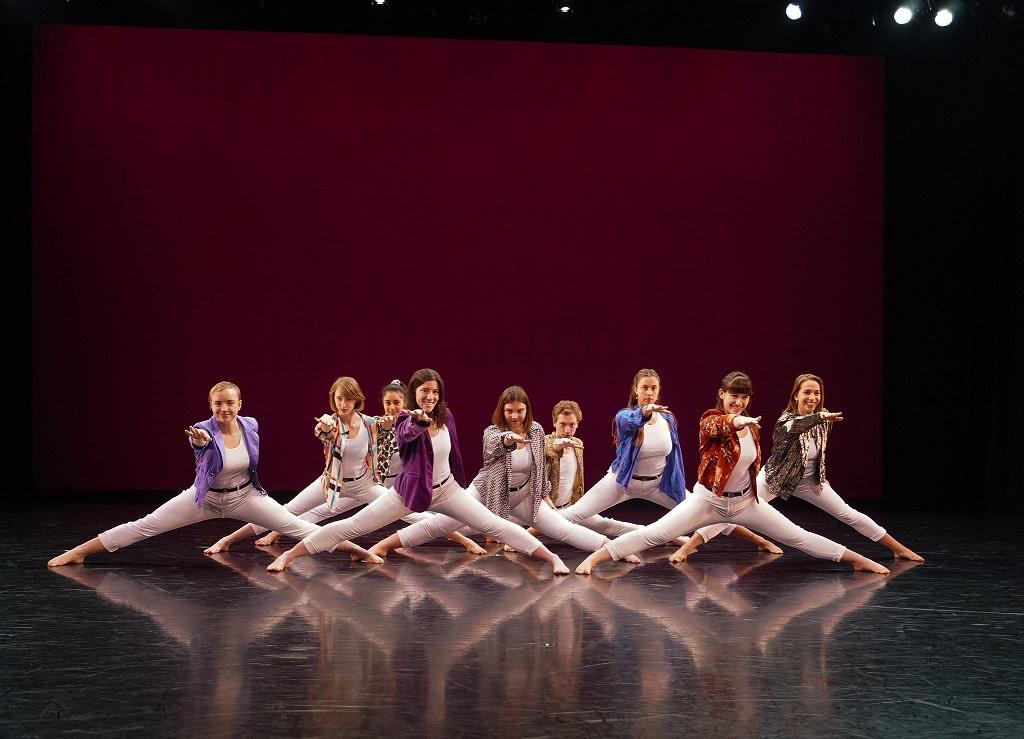 Vassar Repertory Dance Theatre 38th Annual Gala Performances