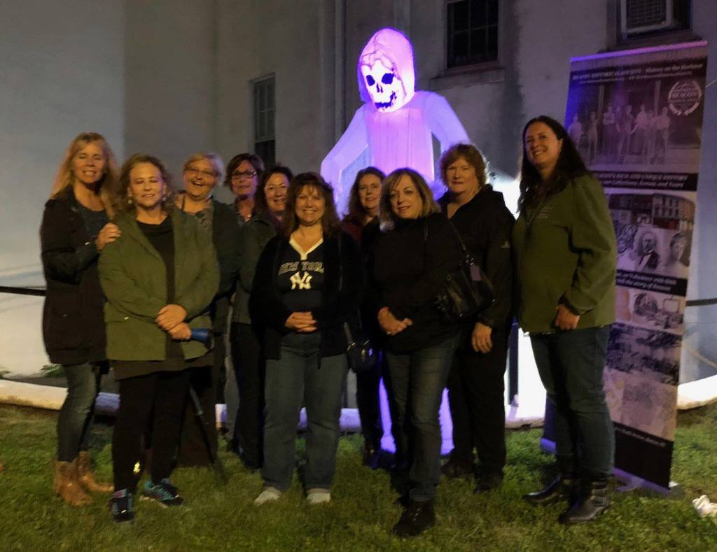 The Ghost In The Mist 2019 Walking Tour
