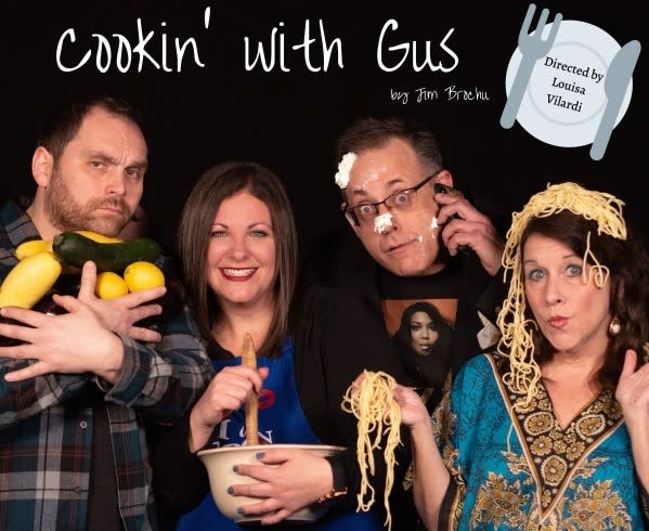 "Cancelled: Clove Creek Theatre - ""Cookin"