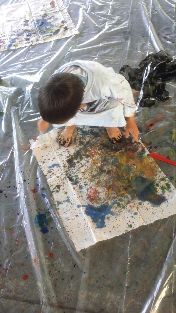 Making Masterpieces: Action Jackson