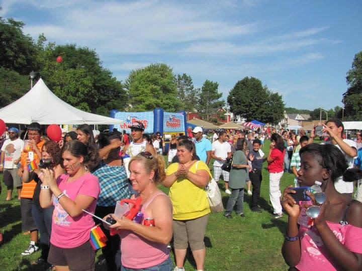 Annual Latin American Festival in Poughkeepsie