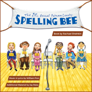 "County Players Presents ""25th Annual Putnam County Spelling Bee"""