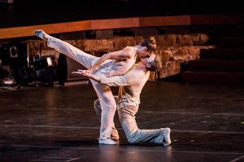 """Kaatsbaan International Dance Center Hosts """"Aszure Barton & Artists"""""""