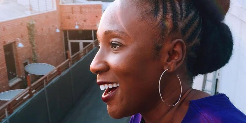 Cuneen-Hackett Arts Center Hosts Toni Blackman