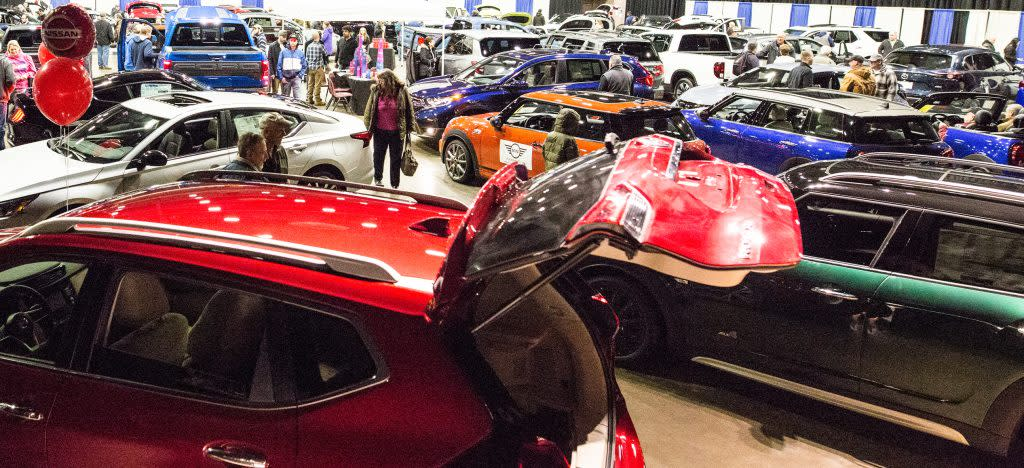 Annual Hudson Valley Auto Show at MJN Convention Center