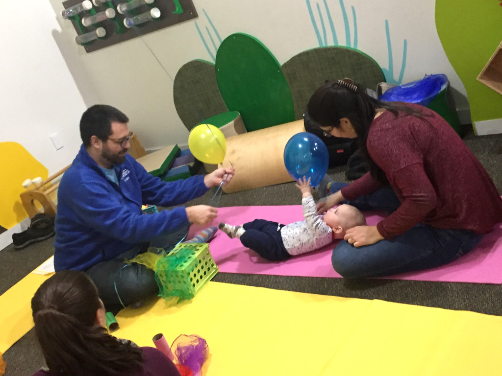 Baby Moves! at Mid-Hudson Children