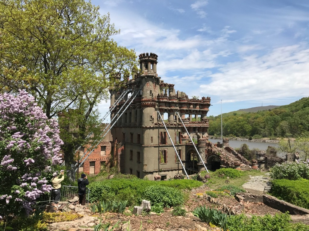 Postponed: Bannerman Castle -  Classic Movie Nights on Bannerman Island