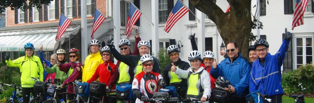 Great Freedom Adventure Hudson Valley Bike Tour 2019