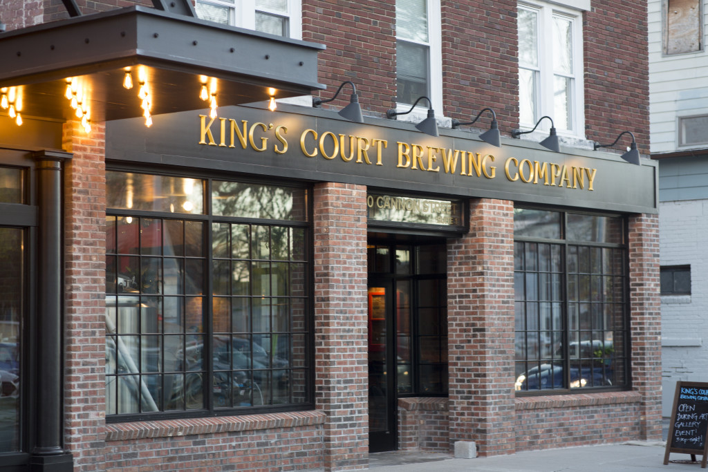 Two-Year Anniversary Party at King