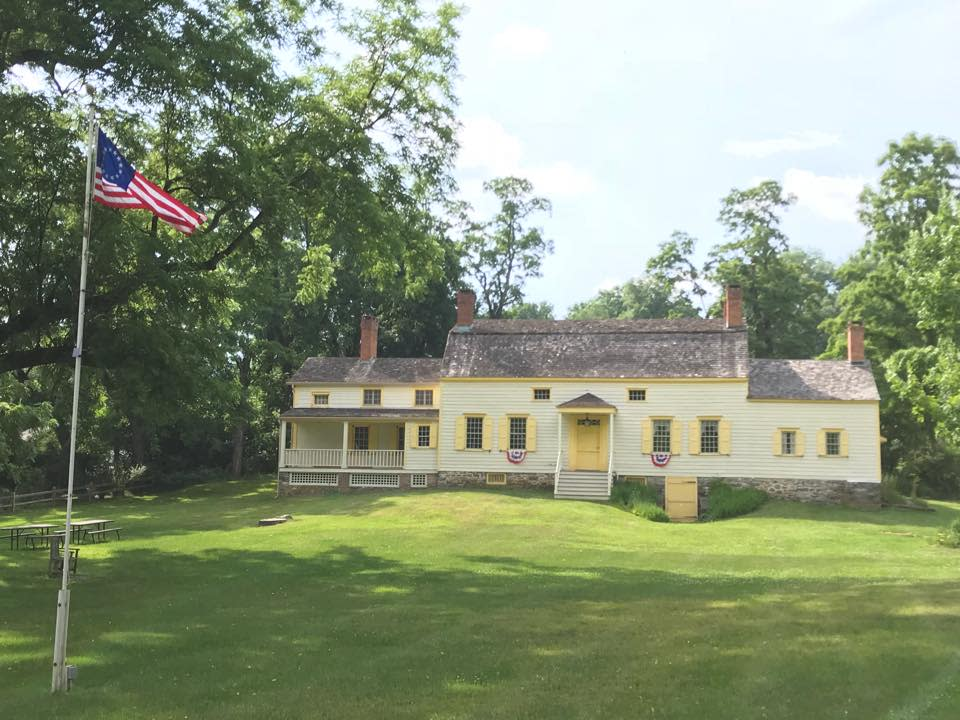 A Colonial Halloween and Harvest Celebration at Brinckerhoff House Historic Site