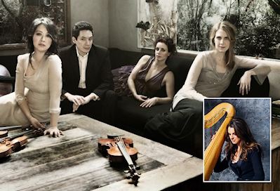 The Daedalus Quartet with Bridget Kibbey, Presented by the Howland Chamber Music Circle