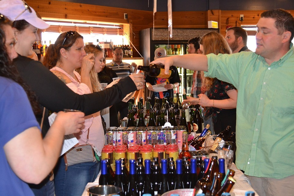 Spring Grand Cider Tasting at Boutique Wines, Spirits, & Ciders