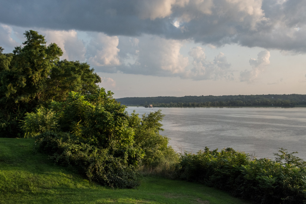 """""""Tales of the Majestic Hudson"""" with Captain Stan Wilcox at Clermont State Historic Site"""