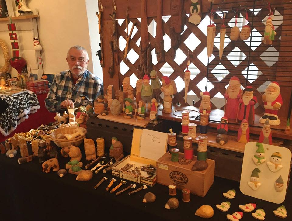 Holiday Craft Fair Hosted at Creek Meeting House