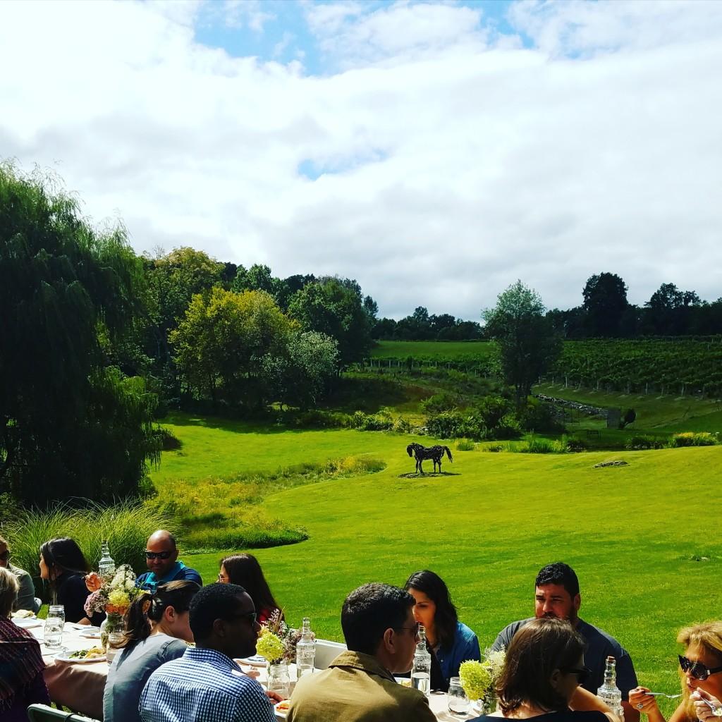 Hudson Valley Bucket List Hosts Vineyard & Wine Tour