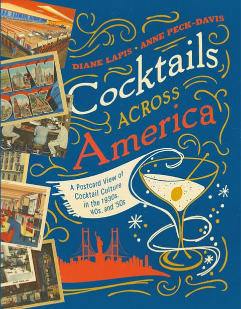 """Author Talk & Cocktail Reception """"Cocktails Across America"""" at FDR Presidential Library and Home"""