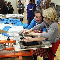 PUF Studios Hosts Community Maker Days: Community Print Day