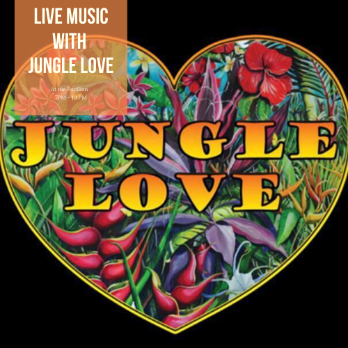 Live Music with Jungle Love at Le Chambord at Curry Estate