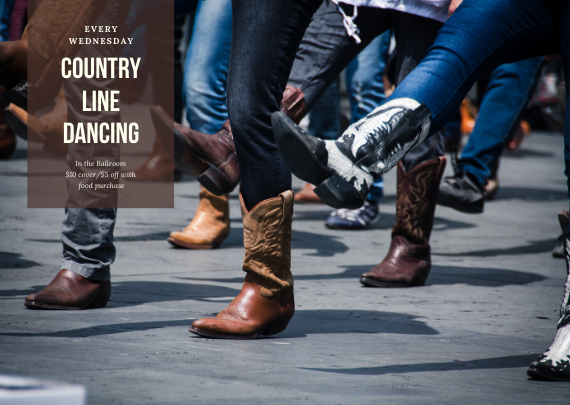 Country Line Dancing At Curry Estate Hopewell Junction