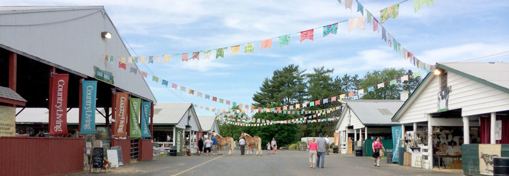 Country Living Fair at Dutchess County Fairgrounds