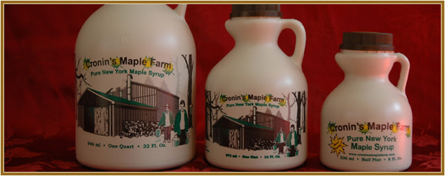 Maple Weekend at Cronin