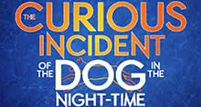 """The Curious Incident of the Dog in the Night-Time"" at Center for Performing Arts at Rhinebeck"