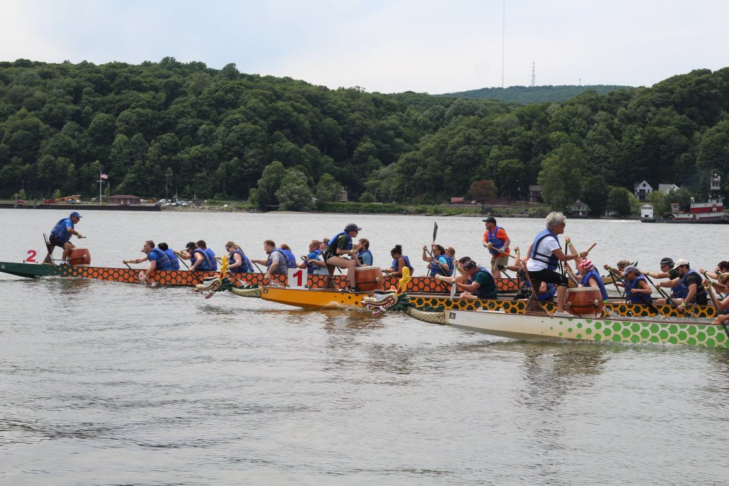 Cancelled: Paddle for Homes Annual Dragon Boat Race and River Festival on the Hudson River