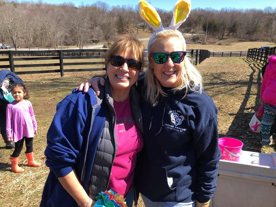 Easter Event Lucky Orphans Horse Rescue