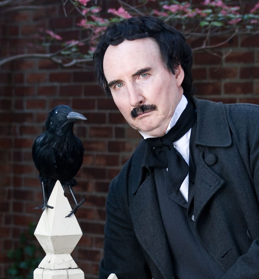 Dinner and Conversation with Edgar Allen Poe at Mount Gulian Historic Site