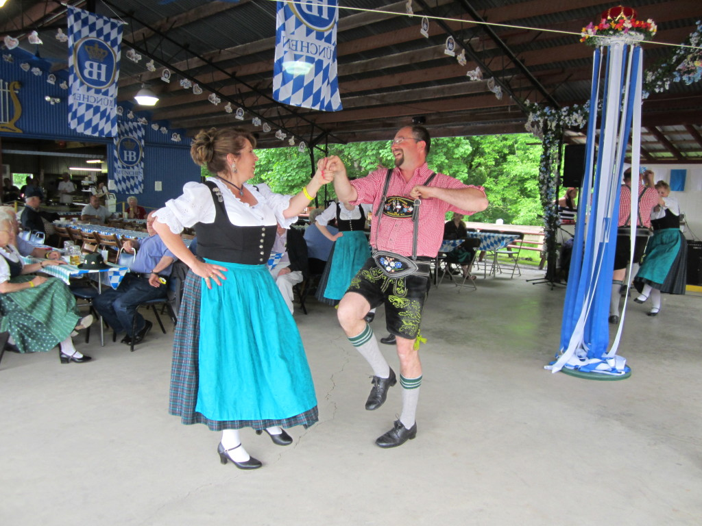 Maifest (Celebration of Spring) Hosted by Germania of Poughkeepsie