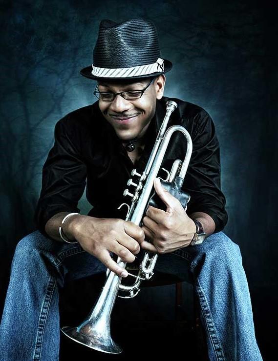 Vassar College Hosts Trumpeter Etienne Charles: Creole Sole