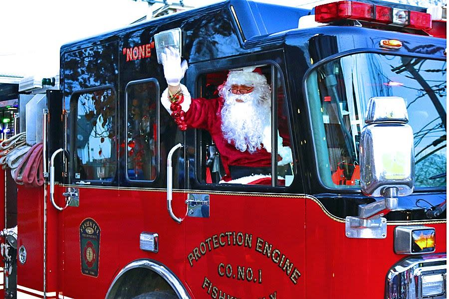 Holiday Party and Tree Lighting - Village of Fishkill