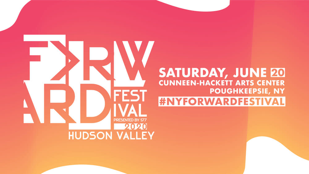 Cancelled: Music: Forward Festival Hudson Valley 2020 at Cunneen-Hackett Arts Center in Poughkeepsie