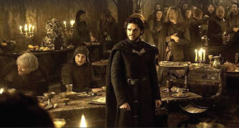 """Games of Thrones""  Interactive Mystery Dinner Theatre at Crew Restaurant & Bar"