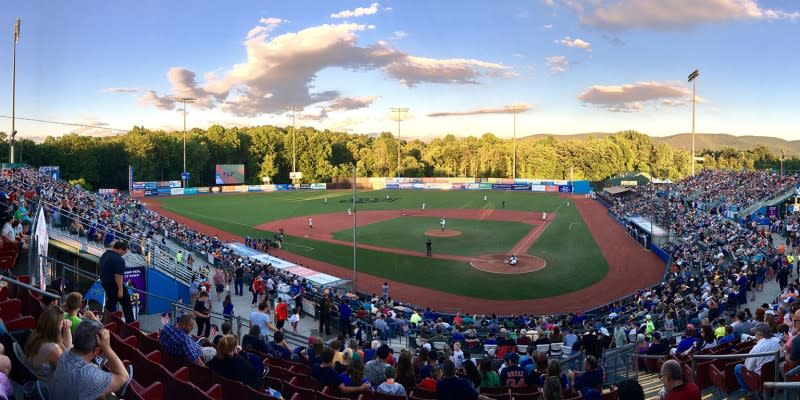Postponed: Minor-league baseball: Hudson Valley Renegades Home Game at Dutchess Stadium, Wappingers Falls