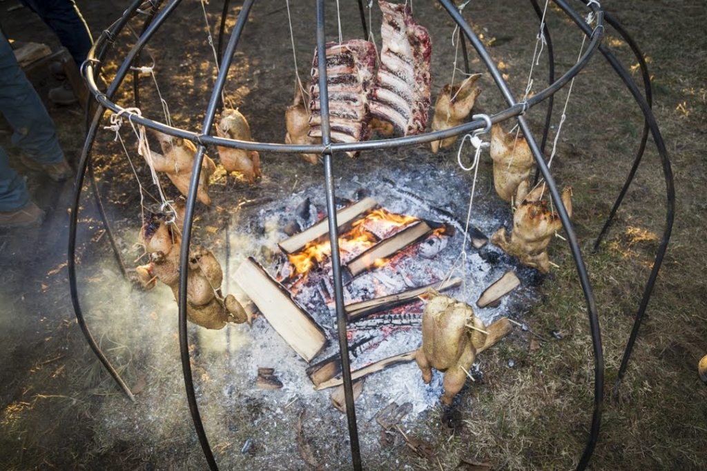 Harlem Valley Homestead Hosts Pasture, Meat and Fire